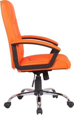 Scaun directorial US02 portocaliu