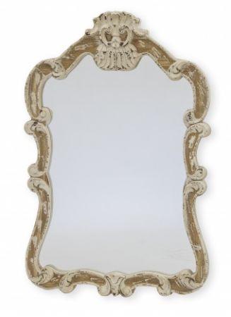 Oglinda decorativa, Vintage, 99x65 cm