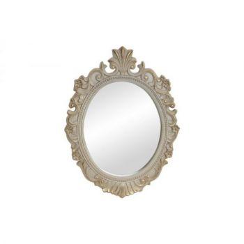 Oglinda decorativa, cadru lemn, stil Baroc