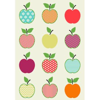 Covoras copii 120x170 cm FEELING FRUITY
