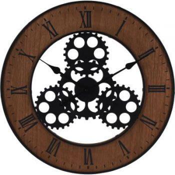 Ceas, stil Industrial, 57cm