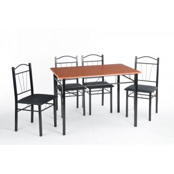 Set masa Renata cu 4 scaune