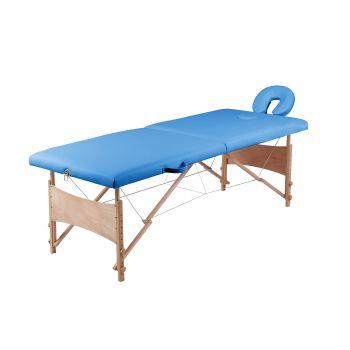 Masa de masaj, albastru