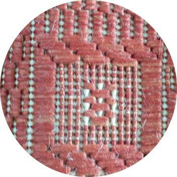 Covoras Cottage rosu 80x150 cm