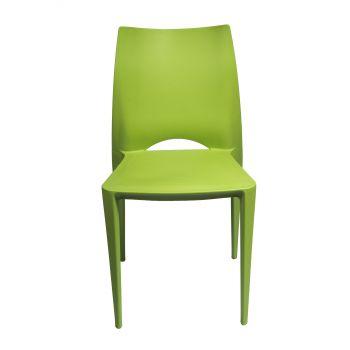 Scaun PP verde