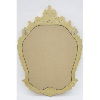 Oglinda de perete, Gold, 113 cm