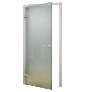 Set ușă sticlă batantă