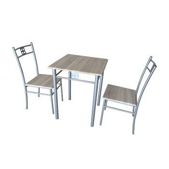 Set masa Maya cu 2 scaune