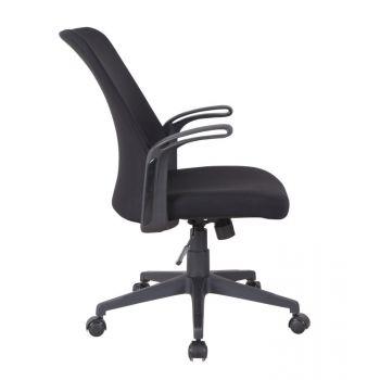 Scaun birou US120 Cape negru