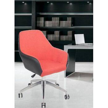 Scaun directorial US63 textil portocaliu