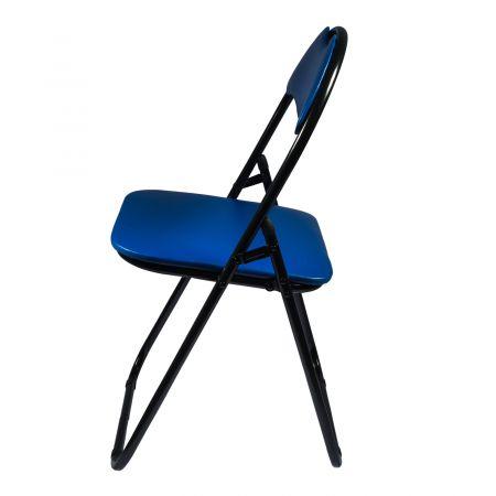 Scaun pliant Cordoba albastru