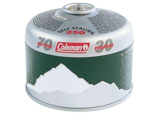B C250 Coleman